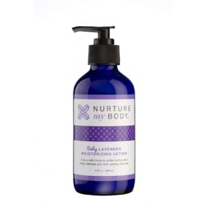 NURTURE MY BODY BABY LAVANDER MOISTURIZING LOTION
