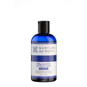 NURTURE MY BODY BABY SHAMPOO AND BODY WASH